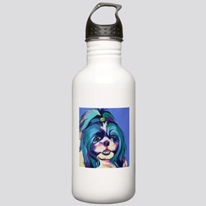 Herkey the Shih Tzu Do Stainless Water Bottle 1.0L