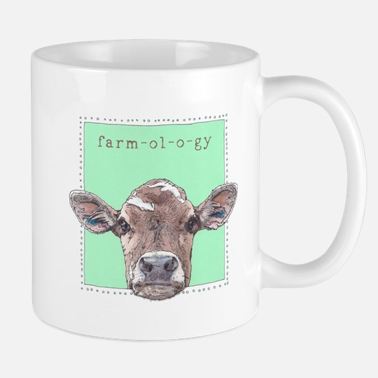 Chip the Baby Cow Mugs