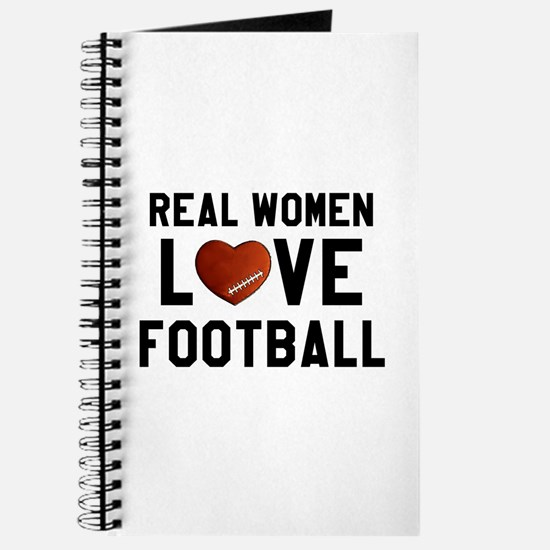 Real Women Love Football Journal