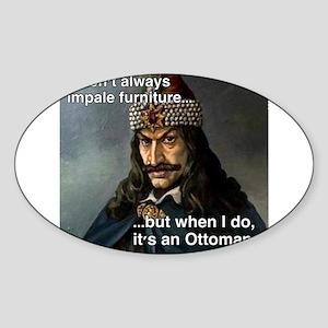 Impale Ottoman Sticker