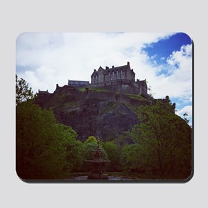 Edinburgh Castle Mousepad