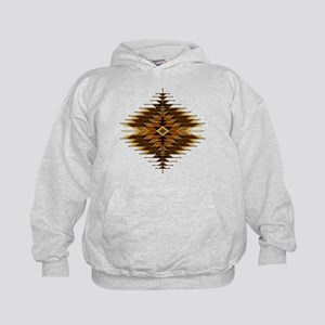 American Indian Style Equine Kids Hoodies   Sweatshirts - CafePress 298d6f41d