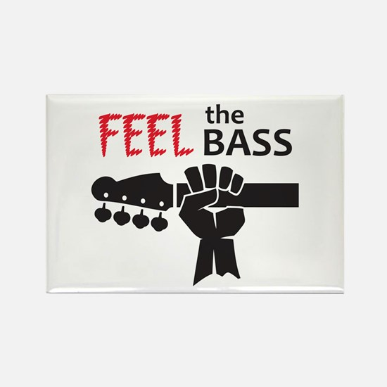 FEEL THE BASS Magnets
