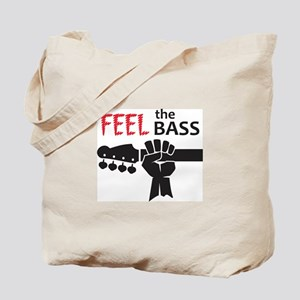 FEEL THE BASS Tote Bag