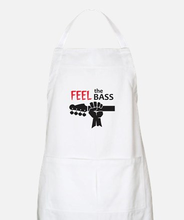 FEEL THE BASS Apron