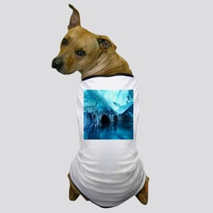 MARBLE CAVES 3 Dog T-Shirt