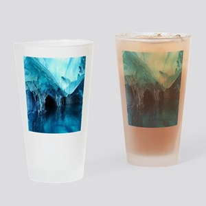 MARBLE CAVES 3 Drinking Glass