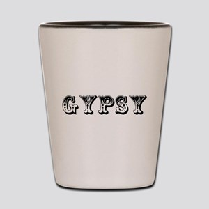 GYPSY Shot Glass