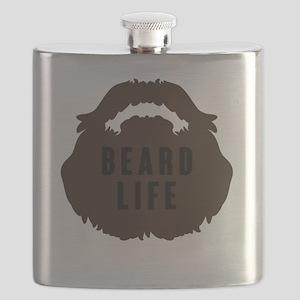 Beard Life Flask