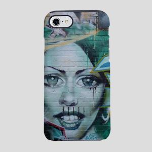 Zombie Woman iPhone 8/7 Tough Case