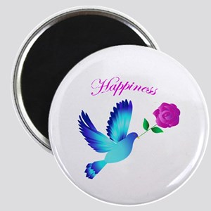 Bluebird Of Happiness Magnet