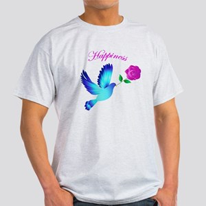 Bluebird Of Happiness Light T-Shirt