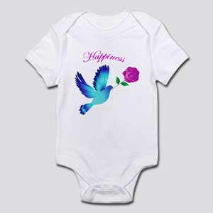 Bluebird Of Happiness Infant Bodysuit