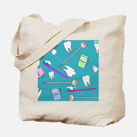 Dental Tools Tote Bag