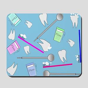 Dental Tools Mousepad