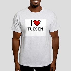 I love Tucson Digital Design T-Shirt