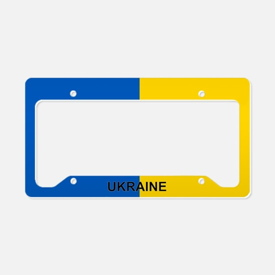 Ukraine License Plate Holder License Plate Holder