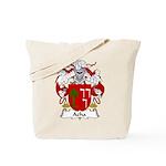 Acha Family Crest Tote Bag