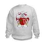 Acha Family Crest Kids Sweatshirt