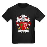 Acha Family Crest Kids Dark T-Shirt