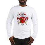 Acha Family Crest Long Sleeve T-Shirt