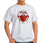 Acha Family Crest Light T-Shirt
