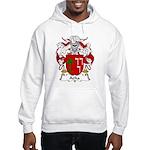Acha Family Crest Hooded Sweatshirt