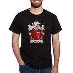 Acha Family Crest Dark T-Shirt