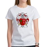 Acha Family Crest Women's T-Shirt