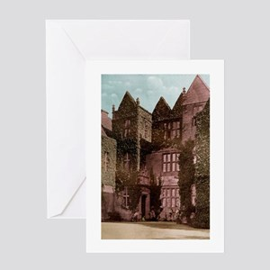 Stanton Court at West Point Greeting Card