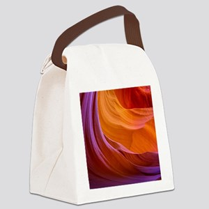 ANTELOPE CANYON 2 Canvas Lunch Bag