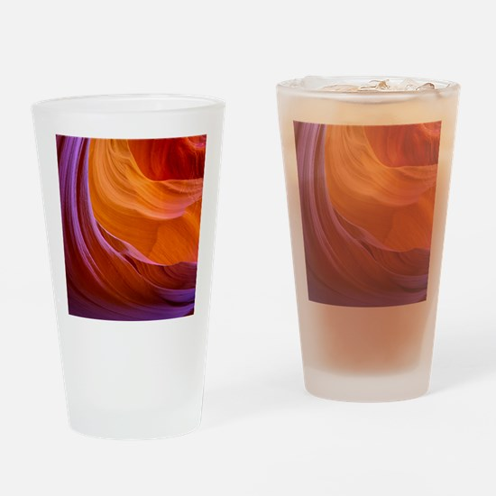 ANTELOPE CANYON 2 Drinking Glass
