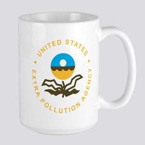 EPA: Extra Pollution Agency (logo) Mugs