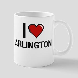 I love Arlington Digital Design Mugs