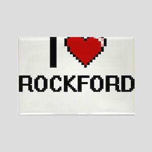 I love Rockford Digital Design Magnets