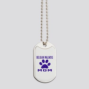 Belgian Malinois mom designs Dog Tags