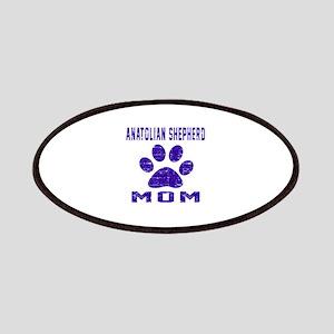 Anatolian Shepherd dog mom designs Patch