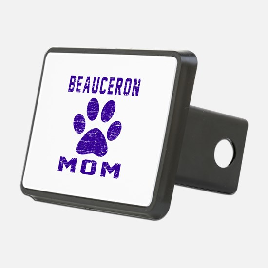 Beauceron mom designs Hitch Cover