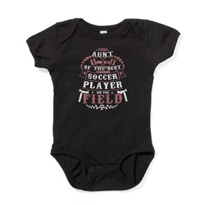 bc827f6d285 Proud Auntie Baby Bodysuits - CafePress