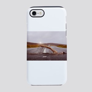 Swimming Down the Street iPhone 8/7 Tough Case