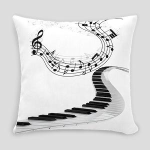 Music Everyday Pillow