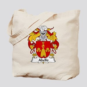 Abello Family Crest Tote Bag