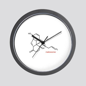 Narcan Wall Clock