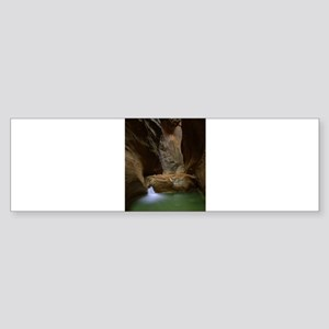 Zion Ntional Park Bumper Sticker