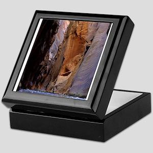 Zion Ntional Park Keepsake Box