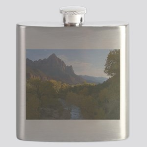 Zion Ntional Park Flask