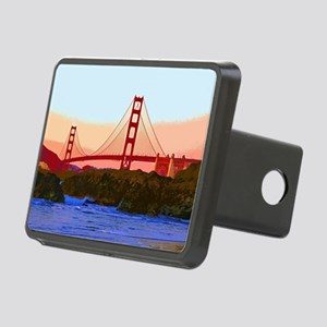 GoldenGateBridge20150821 Rectangular Hitch Cover