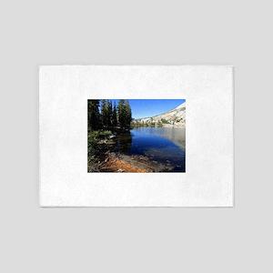 yosemite national park/ 5'x7'Area Rug