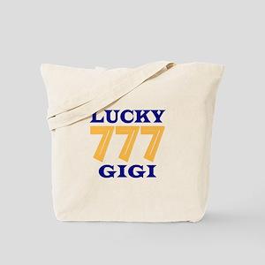 Lucky Gigi Tote Bag