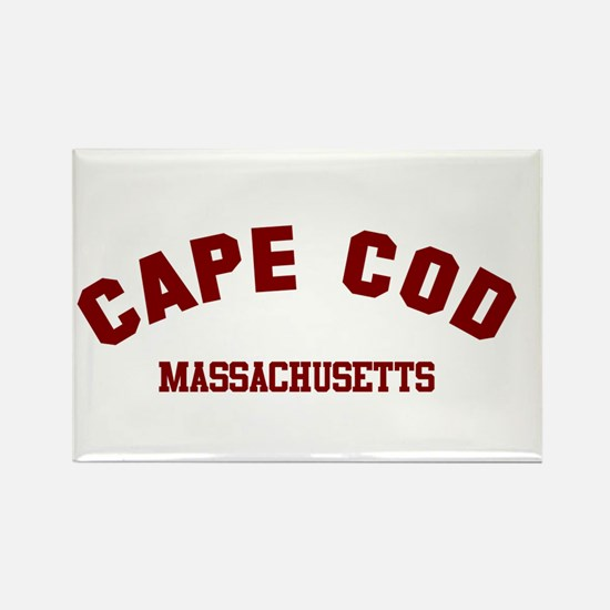 Cape Cod Rectangle Magnet